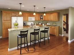 catchy hickory kitchen cabinets hickory kitchen cabinets custom