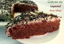 recette cuisine gateau chocolat gateau au chocolat sans oeufs recette delicieuse amour de cuisine
