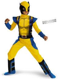Halloween Costumes Wolverine Kid Wolverine Costume 7 8 Niftywarehouse Niftywarehouse