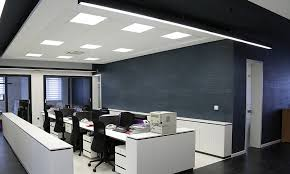 led panel lights for commercial applications