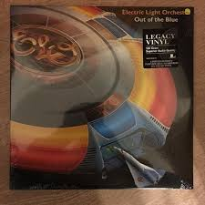 electric light orchestra out of the blue electric light orchestra out of the blue 180 gram limited