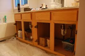 Refacing Bathroom Vanity How To Resurface Bathroom Cabinets Best Home Furniture Decoration