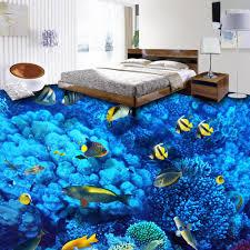 3d Bathroom Floors by High Quality 3d Bathroom Flooring Paper Custom Size Hd Under The Sea 3d Foor Murals Home Jpg