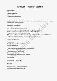 Fitness Instructor Resume Sample Production Trainer Sample Resume