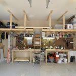 Garage Ceiling Storage Systems by Overhead Storage Racks For Garage Inspirations U2014 The Better