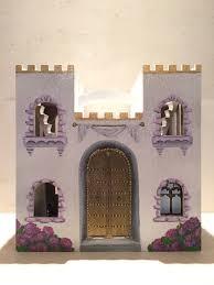 castle purple princess castle toy dollhouse little gifts