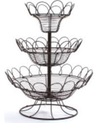 fruit basket stand on sale now 76 three tier fruit basket stand