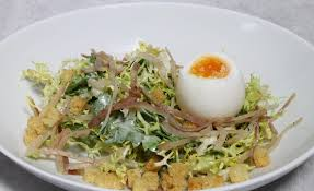 cuisine lyonnaise recettes recette de salade lyonnaise light par alain ducasse