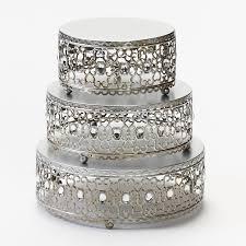 Opulent Treasure Opulent Treasures Moroccan 3 Piece Cake Stand Set U0026 Reviews Wayfair