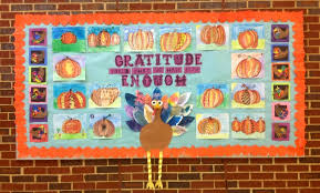 thanksgiving bulletin board tinyartroom