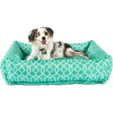 Foam Dog Bed Harmony Teal Nester Memory Foam Dog Bed 32