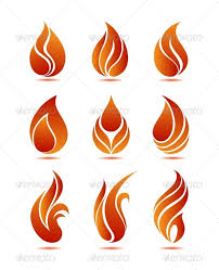 Flame Decorations Flames Drawing Google Search Ornaments Illustration