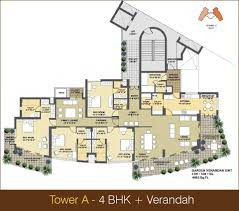 floor plans of pioneer park presidia sector 62 gurgaon pioneer