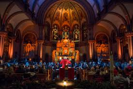 christmas at depaul catholic identity depaul university