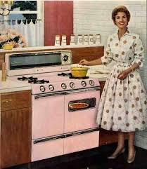 pink retro kitchen collection 50 best vintage images on retro kitchens