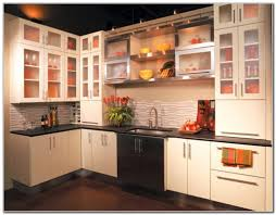Kitchen Glass Cabinet Doors by Unfinished Wood Replacement Cabinet Doors Modern Cabinets