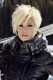 short and long hairstyles sassy crazy short hair styles for 2010