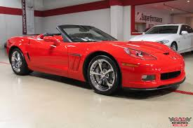 2011 chevrolet corvette grand sport convertible 3391 miles torch