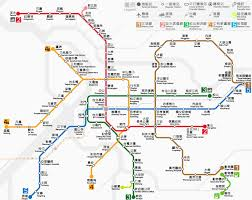 Metro Station Map by File Trts Route Map After Jul 2015 Svg Wikimedia Commons