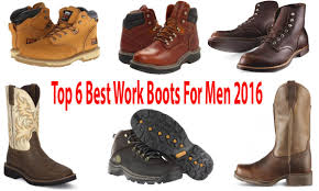 Comfortable Brown Boots Best Work Boots For Men Most Comfortable Usa Made Work Boots For
