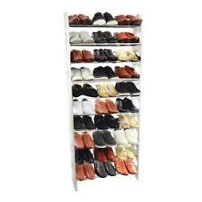 30 pair shoe cabinet 30 pair shoe rack 10 tier storage cabinet shelf organiser stand