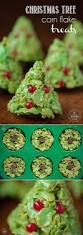 check out christmas tree corn flake treats it u0027s so easy to make