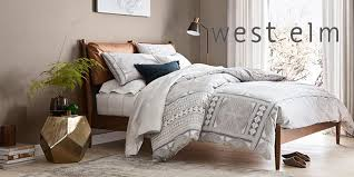 west elm bedroom west elm takes 20 off bedroom furniture up to 60 off clearance