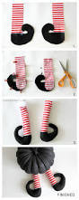 witch boot halloween decorations best 25 witch legs ideas on pinterest pool noodle halloween