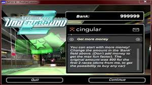 save profile creator need for speed underground 2 download