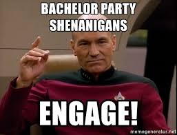Stag Party Meme - bachelor party planning yourbachparty com