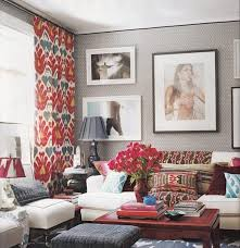 livingroom curtains 15 lively and colorful curtain ideas for the living room rilane