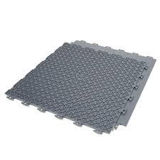 rubber floor tiles flexible pvc 18 u201d x 18 u201d x 1 4
