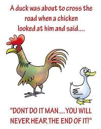 Rooster Jokes Meme - rooster puns