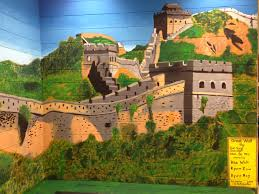 great wall of china mural china1 china2 china3 china4
