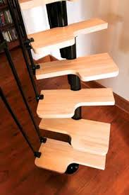 compact stairs make attics accessible baileylineroad