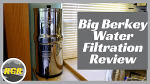 Berkey Water Filter Stand by Big Berkey Water Filter Product Review Water Filtration System