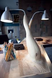 Make Wood Desk Lamp by 226 Best I Wood Lamps I Images On Pinterest Wooden Lamp