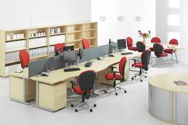 Office Table With Partition Office U0026 Workspace Office Furniture Beige Scheme Feature Beige