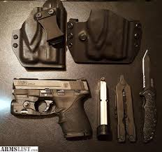 m p shield laser light combo armslist for sale m p shield 9mm w tlr6 and holsters