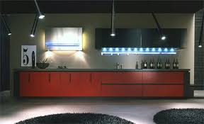 Ultra Modern Kitchen Designs Ultra Modern Kitchen Design In Black And Red From Arrital Cucine