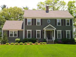 Classic Colonial Homes These 15 Colonial Style Homes Will Have You Feeling Warm And Cozy