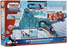 icy boulder chase thomas friends trackmaster wiki