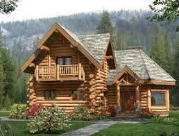 canadian log house spruce picea abies whitewood 487660 gallery