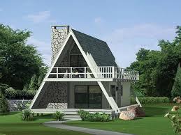 simple a frame house plans a frame house plans home deco plans