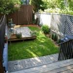 Backyard Pictures Small Backyard Ideas With Grass Pictures Landscaping Gardening