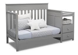 Bed Frame For Convertible Crib Convertible Crib N Changer Delta Children