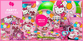 Hello Kitty Party Decorations Amazing Hello Kitty Party Supplies In Singapore