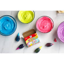 sensational inspiration ideas neon food coloring easter eggs