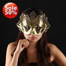 carnival masks for sale on sale gold crown masks half masquerade party mask