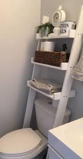 Ladder Shelf For Bathroom Best 25 Bathroom Shelves Over Toilet Ideas On Pinterest Shelves